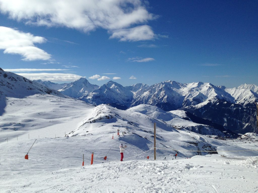 Ski Holidays in Vaujany: The Pistes